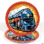 Classic Steam Train Partyware